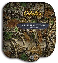 895fa08582a4 Xlerator XL-SI Custom Special Image Cover Hand Dryer