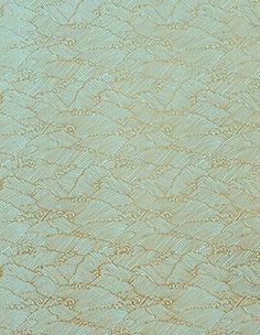 "Paper Source - Yuzen Pool Gold Waves Fine Paper - 25.5""x19"" @ $8.00 - 12 paper cranes that are 6""x6"""