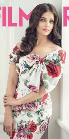 Bollywood star Aishwarya Rai Bachchan graces the cover of Filmfare magazine, June 2016 issue. Indian Celebrities, Bollywood Celebrities, Bollywood Actress, Bollywood Heroine, Celebrities Fashion, Miss World, Bollywood Stars, Bollywood Fashion, Aishwarya Rai Bachchan