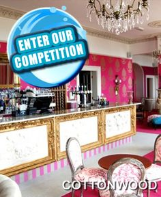 April 2012 competition you have the chance to a fabulous prize of a 2 night stay for two people including breakfast at The Cottonwood Hotel in Bournemouth.