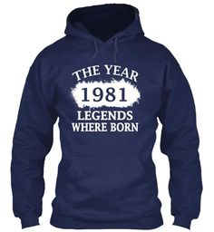 1981 The Year Legends Were Born