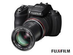 Cámara Digital Fujifilm FinePix HS-20