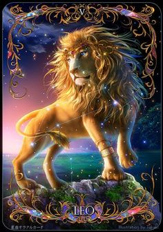 LEO- the Nemean Lion that was slayed by Heracles.To mark this achievement for eternity,Zeus put the lion on the universe