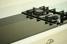 Bosch induction and Domino gas hob