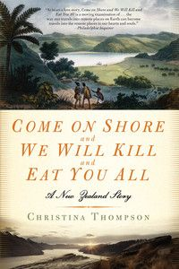 "In this endearing, offbeat memoir, Christina Thompson effortlessly alternates tales of mostly disastrous early encounters with the Maori (she's an anthropologist) and the story of the love of her life, Seven, the Maori she married. Her title is taken from what ""Darwin said that Cook said the Maori's said at that interesting moment when Europeans first appeared."" What probably actually transpired on that fateful day in 1769 at the Bay of Isles was more complex."