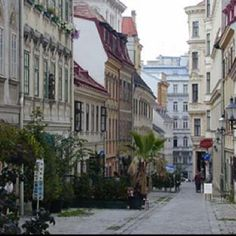 Vienna, Austria - Absolutely gorgeous!