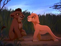 Lion King 2; Simba's Pride. :)