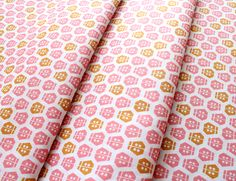 Cloud9 Fabrics Vignette 149605 Ladybug Pink