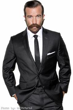 Hello, Mr.Handsome!  Hi-Tie! http://www.ebay.co.uk/itm/Mens-silk-tie-cufflinks-handkerchief-plain-tie-wedding-tie-free-postage-2016-/271565459636