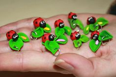 Polymer Clay Creations, Biscuit, Spring, Projects, Handmade, Crafts, Jewelry, Porcelain Ceramics, Manualidades