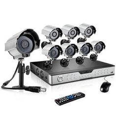 ZMODO 600TVL Outdoor Surveillance Camera System 8CH H.264 DVR with 8 High Resolution Weatherproof Day/Night Security Cameras with 1TB Hard Drive pre-installed - For Sale Check more at http://shipperscentral.com/wp/product/zmodo-600tvl-outdoor-surveillance-camera-system-8ch-h-264-dvr-with-8-high-resolution-weatherproof-daynight-security-cameras-with-1tb-hard-drive-pre-installed-for-sale/
