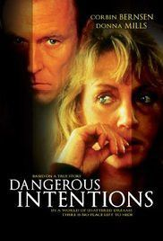 Dangerous Intentions movie dvd