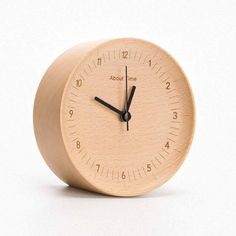 Original Xiaomi Mute Logs Wooden Alarm Clock About Time Quality Fashionable Table Clock with Metal Pointer Home Decor Styles, Cheap Home Decor, Vintage Telephone, Wooden Clock, Wall Hanger, Light And Shadow, Bohemian Decor, Vintage Home Decor, Light Decorations
