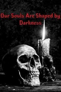 Great Quotes, Skull, Dark, Art Ideas, Angel, Skulls, Sugar Skull