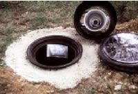 Inground Installation The following are basic steps in installing inground fixtures into soil. For detailed instructions, refer to the Installation: sheet enclosed with each fixture. Hadco Inground Landscape Lighting - Well Lights - Brand Lighting Discount Lighting - Call Brand Lighting Sales 800-585-1285 to ask for your best price!