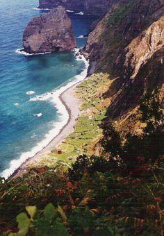 Rocha do Navio - Santana, Madeira