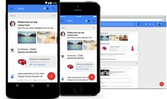 Inbox by Gmail's Smart Replies are a good start, but one day email apps should be able to write whole replies for you. Phish, Sushi, Brooklyn, Responsive Layout, Ms Gs, Material Design, New Technology, Mobile Technology, Tech News