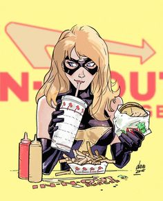 Ms. Marvel | Dave Seguin - Visit to grab an amazing super hero shirt now on sale!
