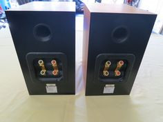 Bookshelf speakers, excellent quality (picture #2) - $50