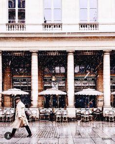 Café Le Nemours, Paris, France