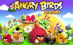 free computer wallpaper for angry birds, 214 kB - Jaydan Walter