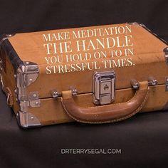 Stress Less this Holiday Season by Meditating   The Enchanted Blog @drterrysegal.com