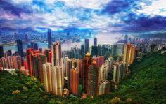 Hong Kong by D'ArcyG