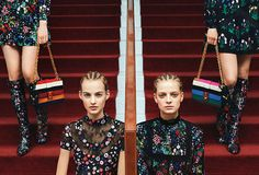 Photo Valentino Pre Fall 2015 by Michal Pudelka