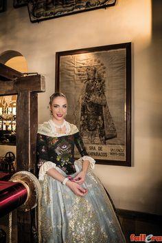 El traje del 'Patrimonio' | Actualidad Fallera - portal dinámico sobre las Fallas de Valencia.