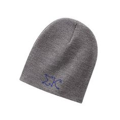 Sigma Kappa beanie features your Greek letters embroidered with your choice of colors! This beanie is great for keeping you warm during the winter! Alpha Phi Sorority, Pi Beta Phi, Alpha Sigma Alpha, Sigma Kappa, Sorority And Fraternity, Greek Gear, Custom Greek Apparel, Sorority Outfits