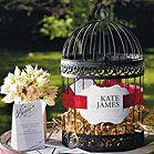 Birdcage center peice Wedding Table Decorations, Wedding Reception Table Decoration - Weddingstar