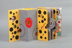 Books of the Future Folded Book Art, Paper Book, Book Folding, Paper Art, Paper Crafts, Cut Paper, Book Sculpture, Paper Sculptures, Accordion Book