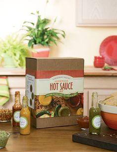 Domowy Hot Sauce Kit