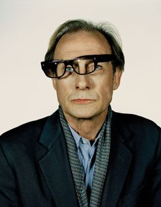 Bill Nighy by Nadav Kander