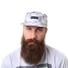 5 Panel Clouds Hat