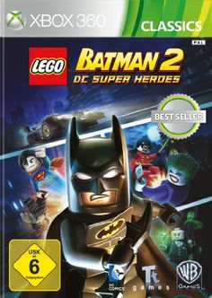 awesome Lego Batman 2 - DC Super Heroes [Family Classics] - [Xbox 360] Mehr Infos http://www.clipjoda.eu/lego-batman-2-dc-super-heroes-family-classics-xbox-360/