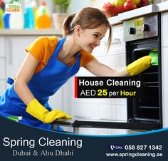 Your trusted maid service in UAE starting from AED 25 per hour. Disinfection / sanitization service. in UAE. Household Chores. Deep Cleaning. Part time miad. Babysitting / Nanny services in DUbai Book Online www.springcleaning.ae | Call Now 052 894 0897 #SpringCleaning #CleaningCompanyDubai #MaidServices #FilipinaCleaners #Fulltimemaids #Parttimemaids #Housekeeping #Cleaningservices #DeepCleaning #HouseCleaning #OfficeCleaning #DubaiCleaners #SofaCleaning #CarpetCleaning