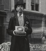 Jacob August Riis. Blind Beggar. 1888