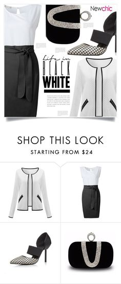 """NewChic 52"" by captainsilly ❤ liked on Polyvore"