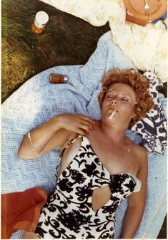 33 Badass Photos of Smoking Ladies From the 1960s ~ vintage everyday