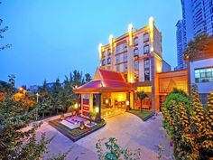 Chengdu Wangjiang Hotel China, Asia Stop at Wangjiang Hotel to discover the wonders of Chengdu. The hotel offers a high standard of service and amenities to suit the individual needs of all travelers. Free Wi-Fi in all rooms, 24-hour front desk, 24-hour room service, facilities for disabled guests, luggage storage are there for guest's enjoyment. Designed for comfort, selected guestrooms offer television LCD/plasma screen, internet access – wireless, internet access – wireless...