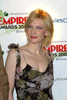 Empire Magazine Awards - February 6th, 2003 - 039 - Cate Blanchett Fan   Cate Blanchett Gallery