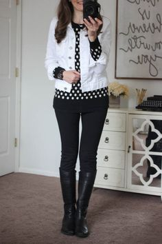 I'd like some pants like this to wear with my boots- black Rizzo Skinny Pant  from Stitch Fix