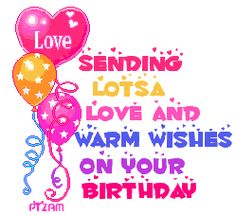 Happy Birthday Tee!! Have a beautiful day!! Much love and gentle hugs!!