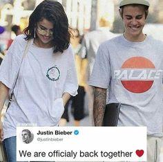 Wtf nooo I love u Justin.... But u r happy I'm happy
