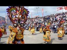 Bolivia, Carnaval de Oruro, Patrimonio de la Humanidad.