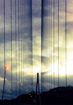 Skarnsundsbrua, Inderøy - Norge / Norway #Nemesis #Bridge