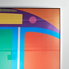 Urban geometry: the colourful work of Yoni Alter – Creative Review