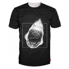 OOPS SHARK TEETH T-Shirt
