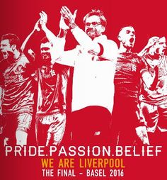PRIDE. PASSION. BELIEF. WE ARE LIVERPOOL FC